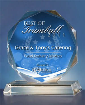 Home - Grace and Tony's Catering